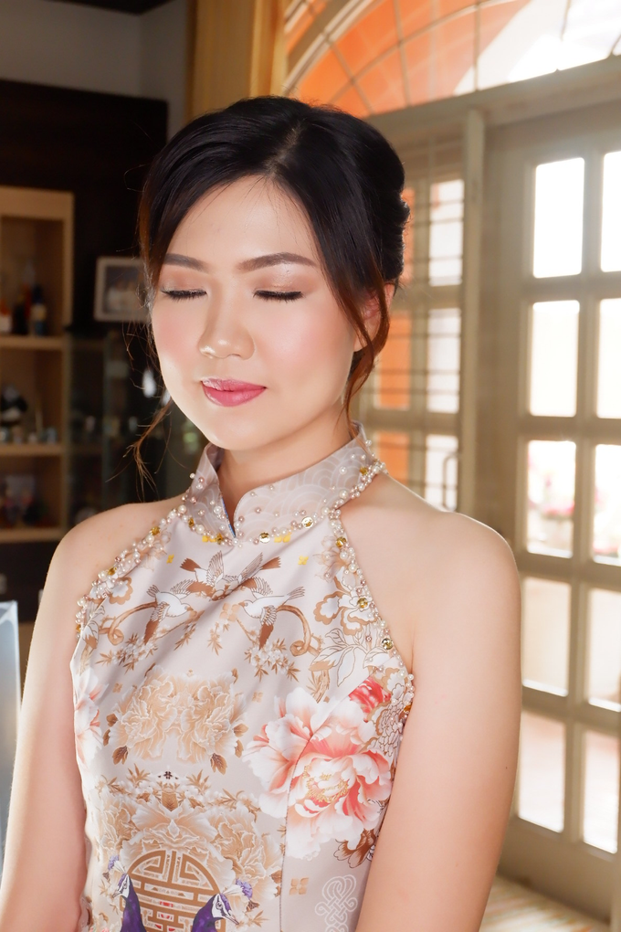 Engagement makeup by Troy Makeup Artist - 014