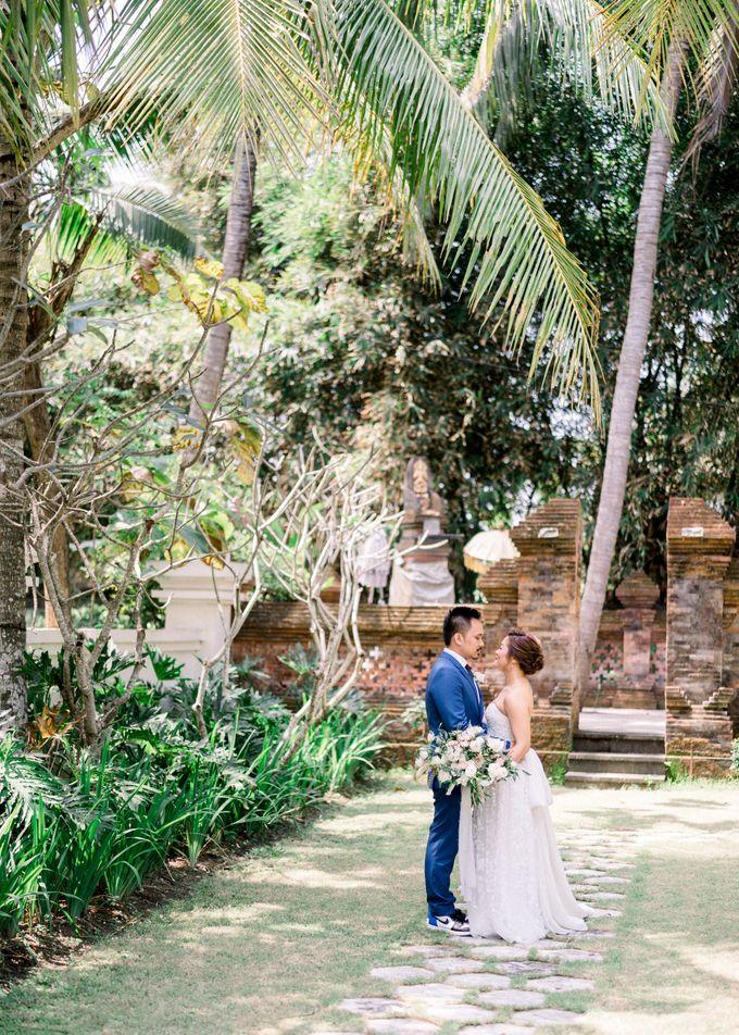 Simple, elegant Bali villa wedding by TRYNH Photo - 026