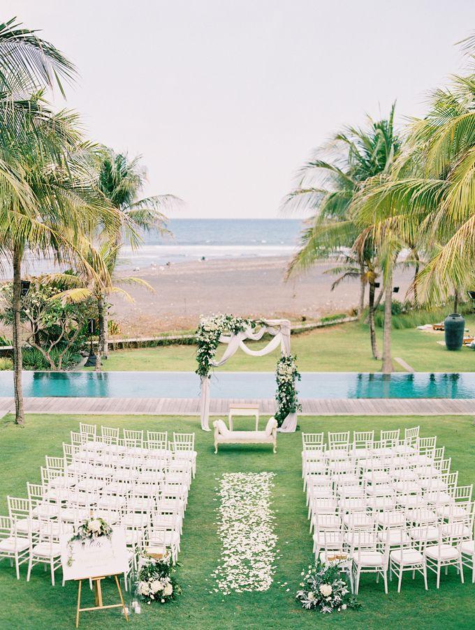 Simple, elegant Bali villa wedding by TRYNH Photo - 038