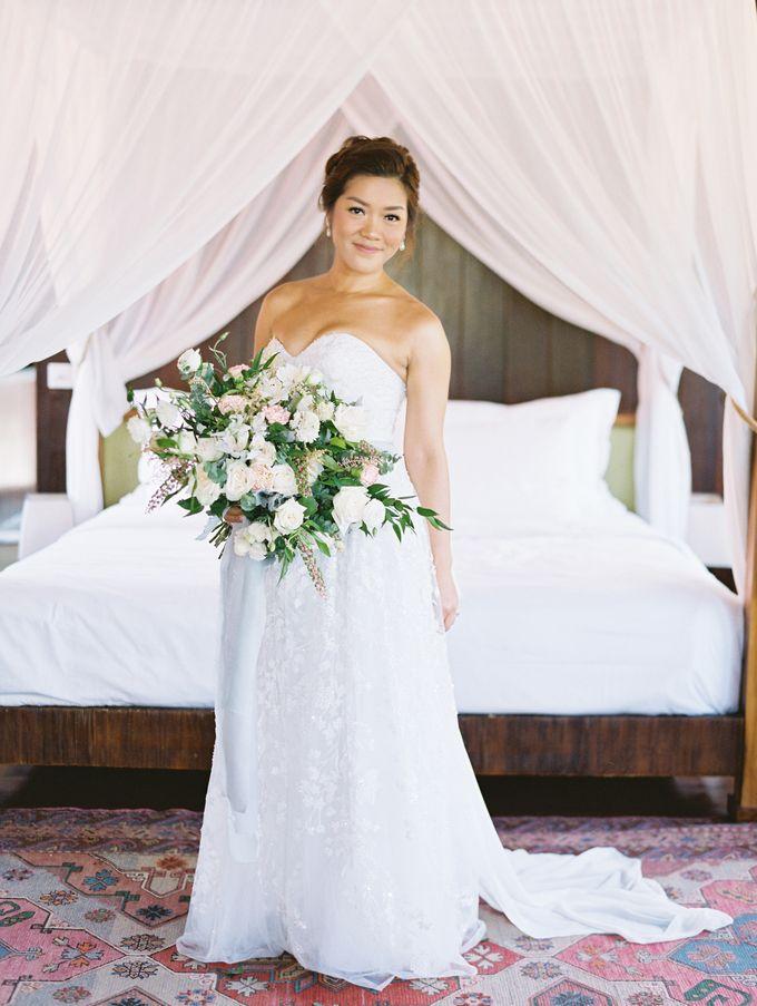 Simple, elegant Bali villa wedding by TRYNH Photo - 020