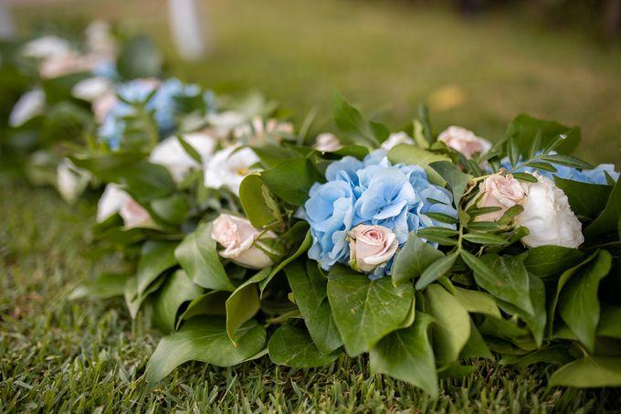 Walt Disney themed wedding by Floweroyal Co. - 001