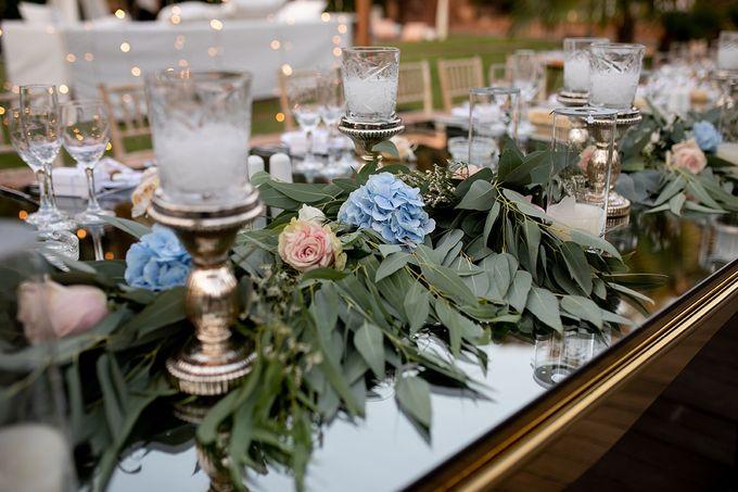 Walt Disney themed wedding by Floweroyal Co. - 003