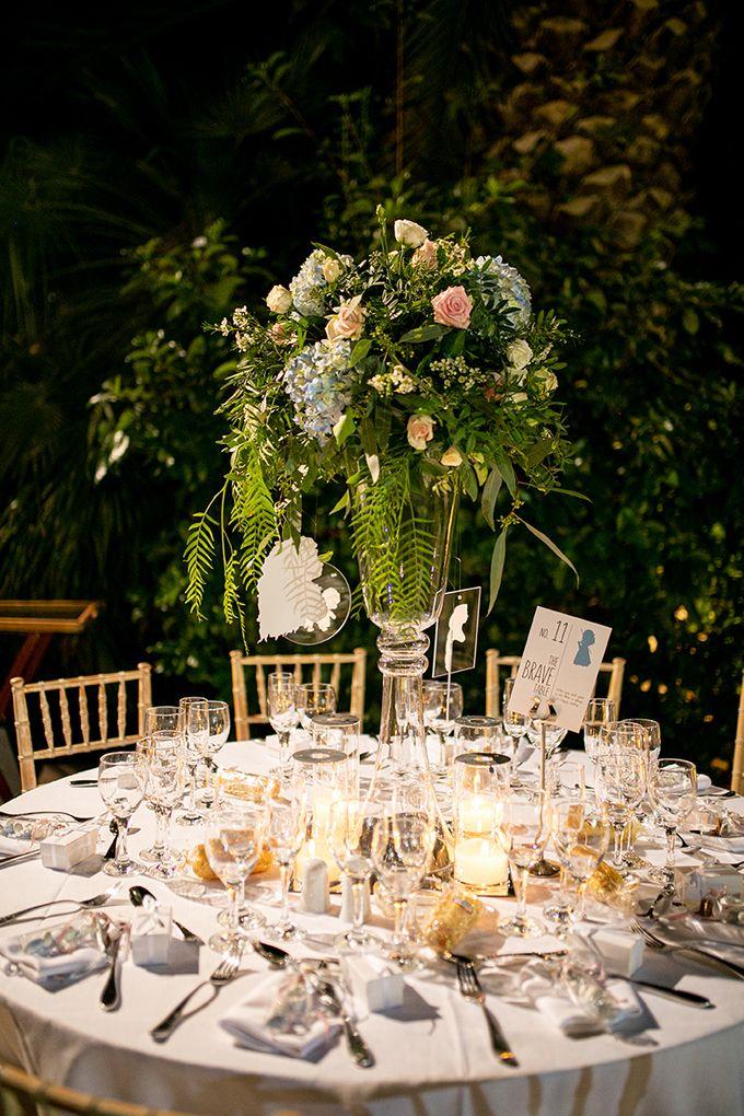 Walt Disney themed wedding by Floweroyal Co. - 004