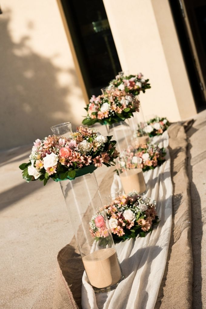 Wedding in dusty pink by By alexia - 015