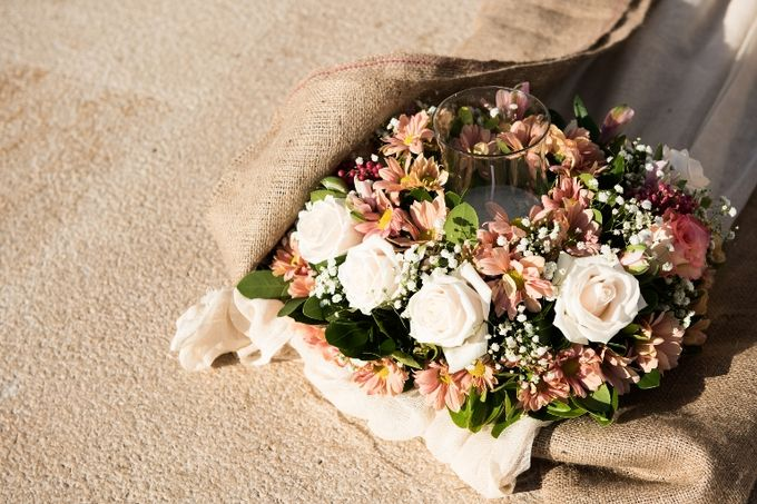 Wedding in dusty pink by By alexia - 016