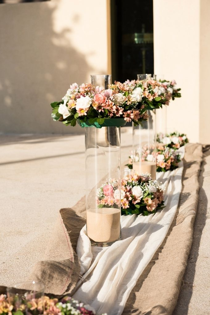 Wedding in dusty pink by By alexia - 018