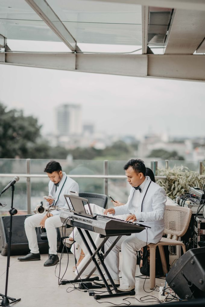 POOLSIDE WEDDING by Crowne Plaza Bandung - 032
