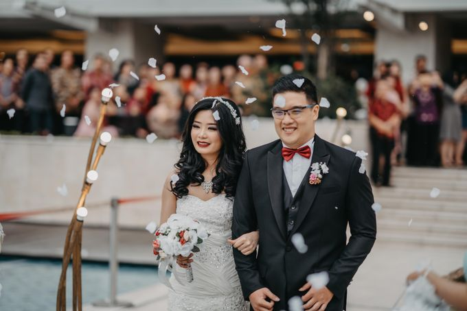 POOLSIDE WEDDING by Crowne Plaza Bandung - 034