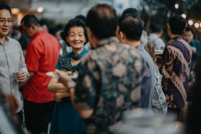 POOLSIDE WEDDING by Crowne Plaza Bandung - 036