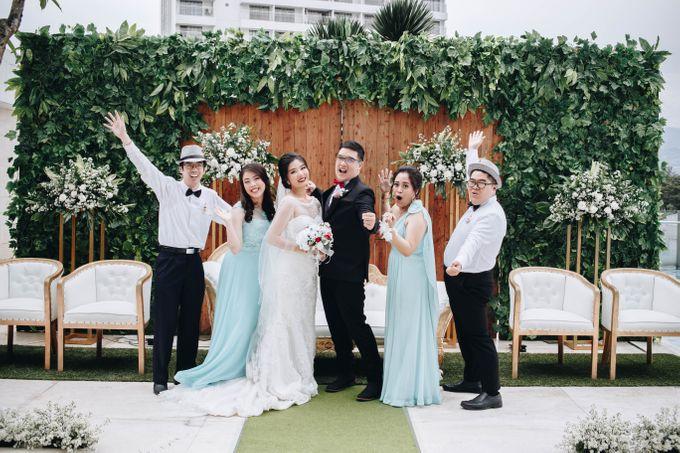 POOLSIDE WEDDING by Crowne Plaza Bandung - 030