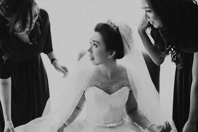 Weddingday Ricky & Inggrid by Topoto - 029