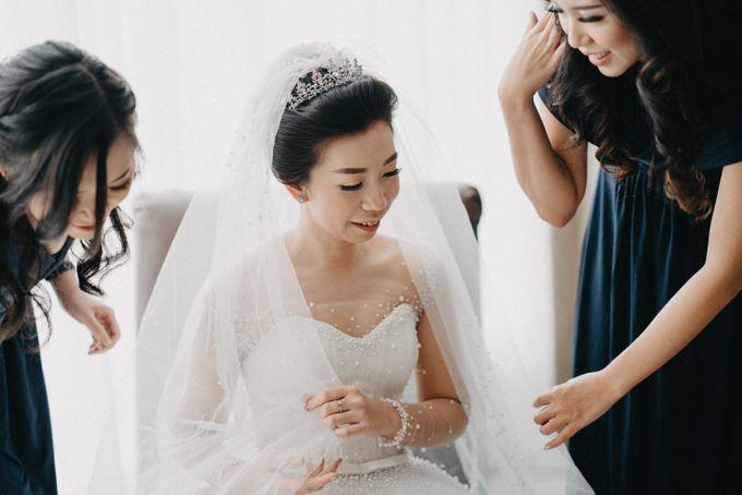 Weddingday Ricky & Inggrid by Topoto - 030