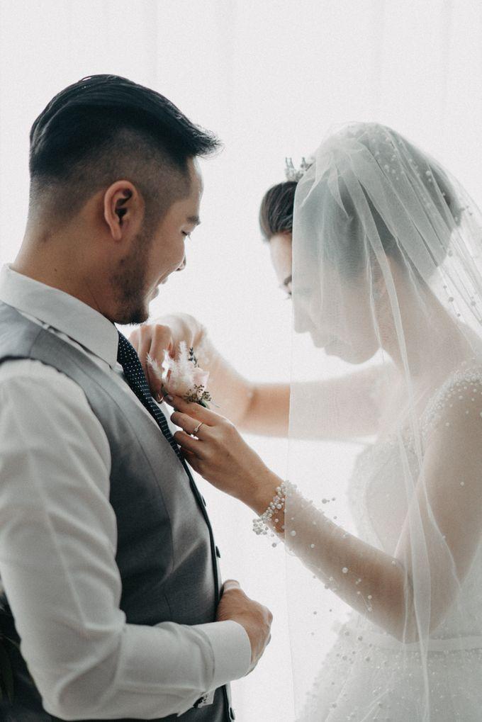 Weddingday Ricky & Inggrid by Topoto - 033