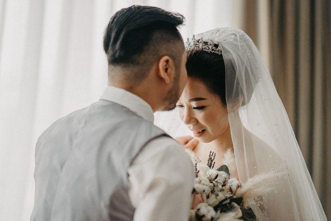 Weddingday Ricky & Inggrid by Topoto - 035