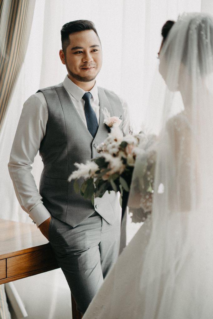 Weddingday Ricky & Inggrid by Topoto - 036