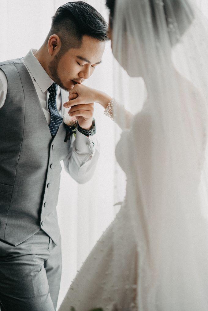 Weddingday Ricky & Inggrid by Topoto - 037