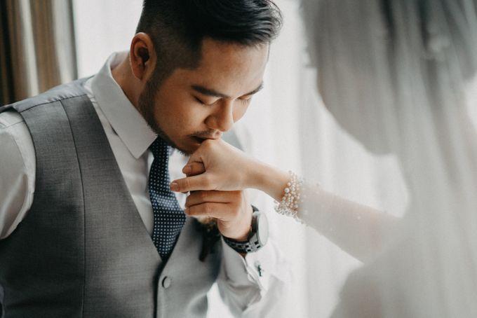 Weddingday Ricky & Inggrid by Topoto - 038