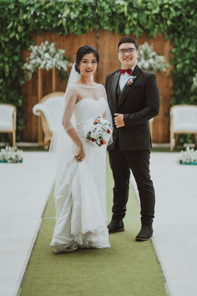 POOLSIDE WEDDING by Crowne Plaza Bandung - 017