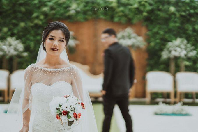 POOLSIDE WEDDING by Crowne Plaza Bandung - 018