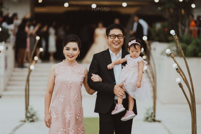 POOLSIDE WEDDING by Crowne Plaza Bandung - 019
