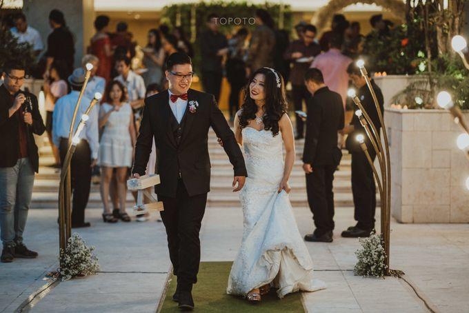 POOLSIDE WEDDING by Crowne Plaza Bandung - 022