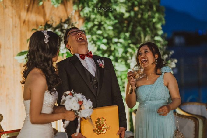 POOLSIDE WEDDING by Crowne Plaza Bandung - 023