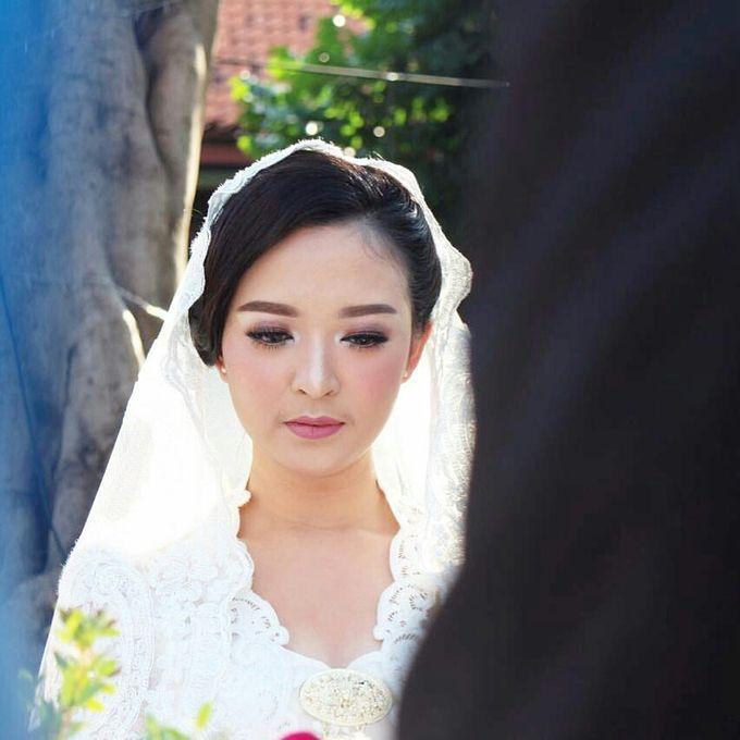 Acara Akad Nikah Dan Resepsi Pernikahan Gema Agil by Catalina Flora - 013