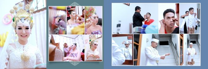 Wedding Novi & Arif by MOMENTO Photography - 002