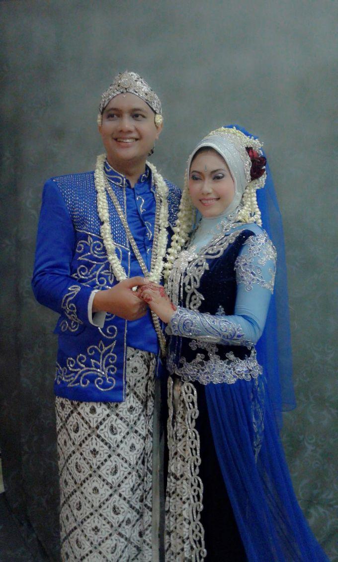 Siti Wedding by Arum Ndalu Sanggar Rias Pengantin - 004