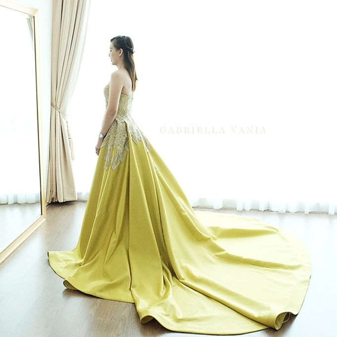 Family Gowns (Mother / Sister Gown) by GV by Gabriella Vania - 044
