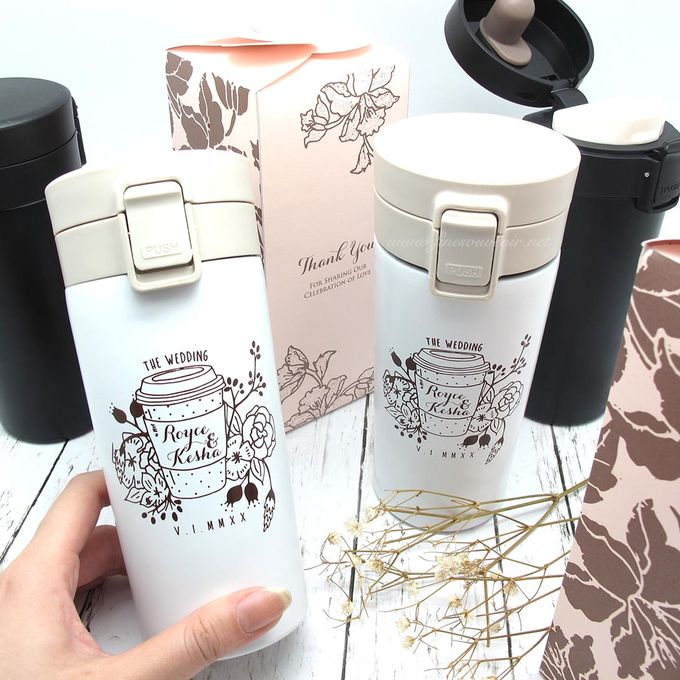 Press Tumbler Include Personalised Printing by Fine Souvenir - 002