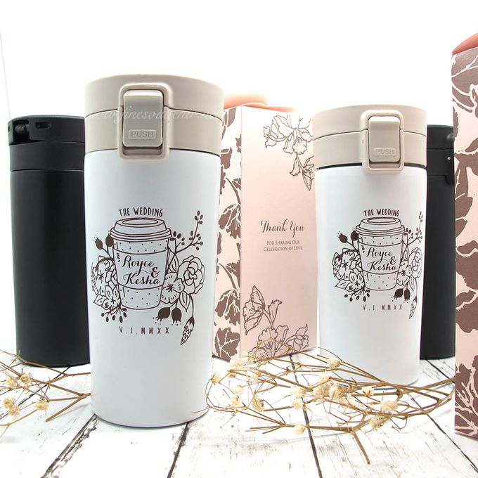 Press Tumbler Include Personalised Printing by Fine Souvenir - 001