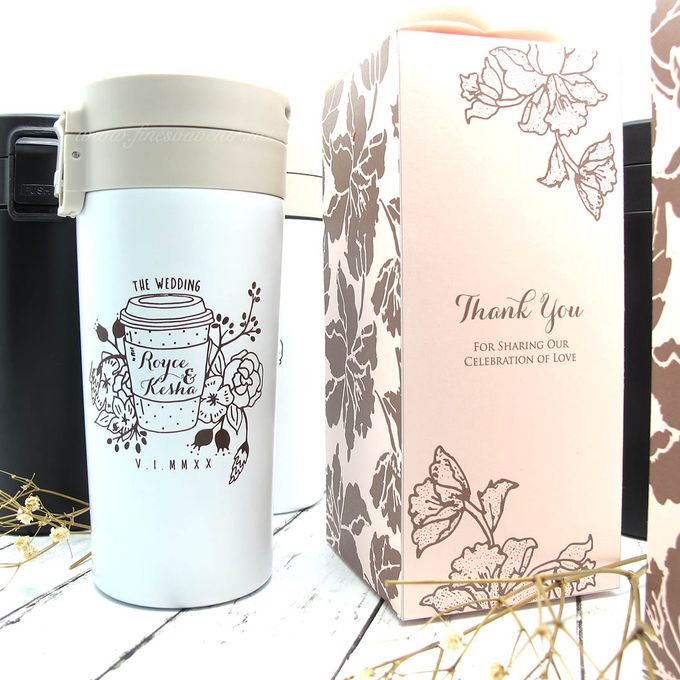 Press Tumbler Include Personalised Printing by Fine Souvenir - 003