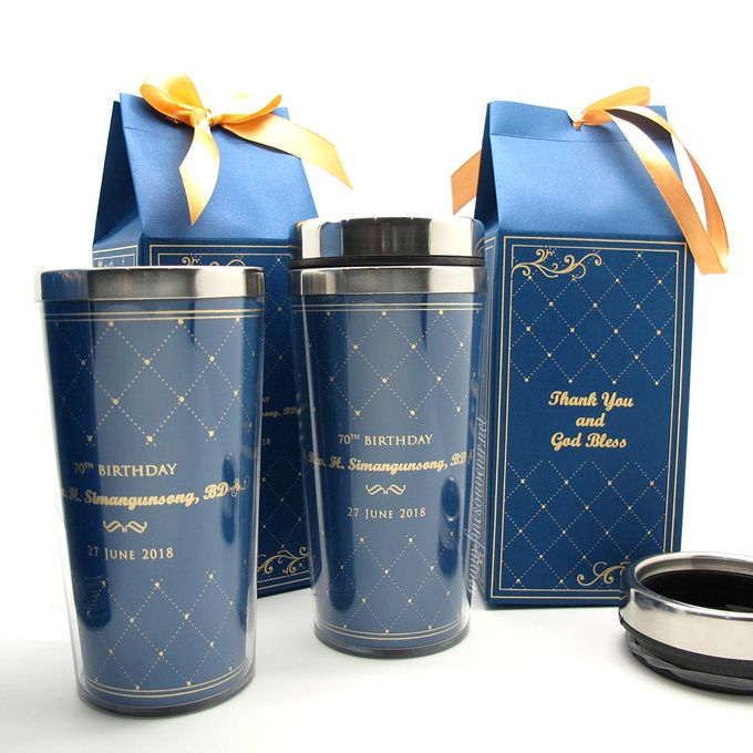 Add To Board Tumbler Stainless Include Personalised Paperbag By Fine Souvenir
