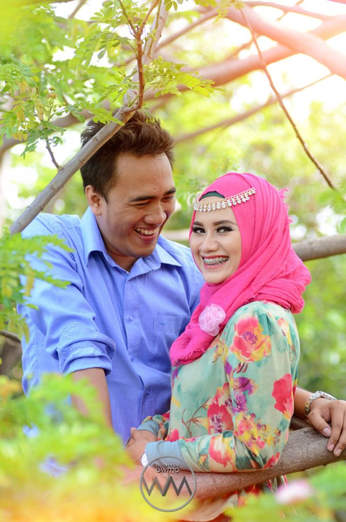 Pre-Wedding Endah & Taufik by pictures by OWMO - 007