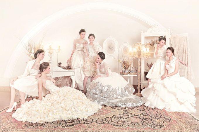 B. A Couture by Barli Asmara Couture - 001