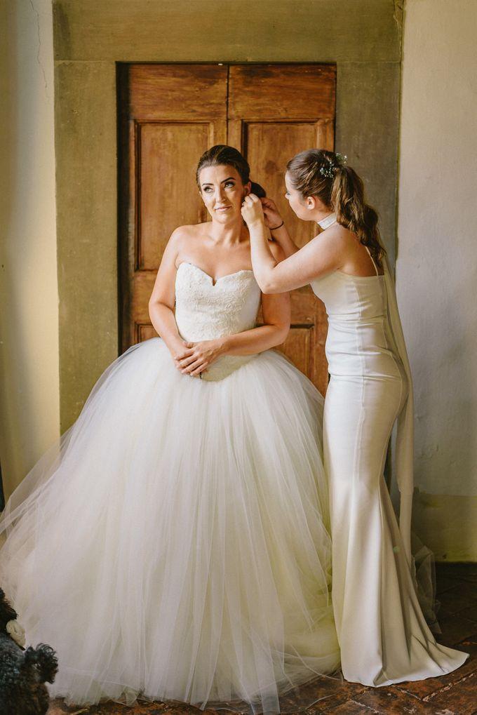 Wedding in Tuscany by Vera Wang Singapore - 008