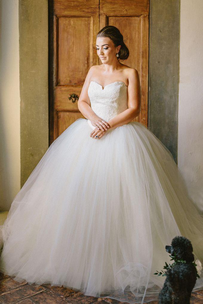 Wedding in Tuscany by Elias Kordelakos - 009