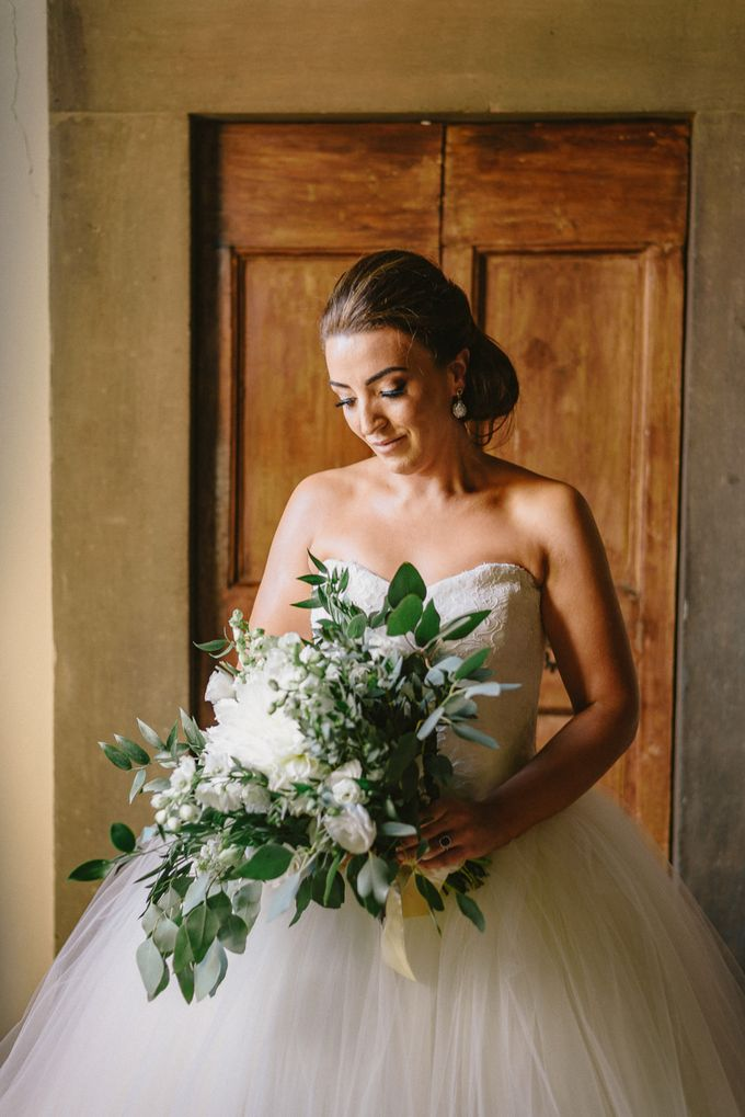 Wedding in Tuscany by Elias Kordelakos - 010