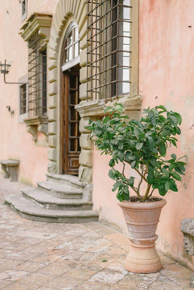 Wedding in Tuscany by Elias Kordelakos - 011