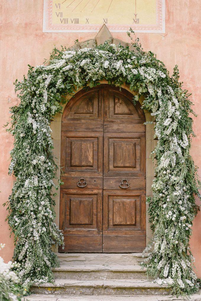 Wedding in Tuscany by Vera Wang Singapore - 013