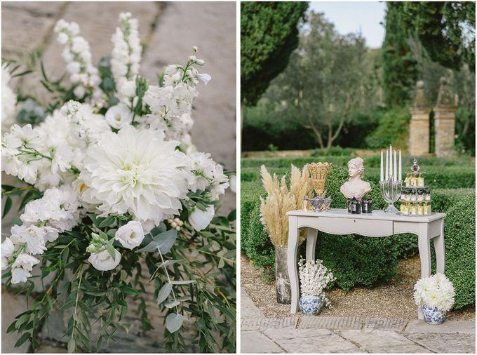 Wedding in Tuscany by Vera Wang Singapore - 014