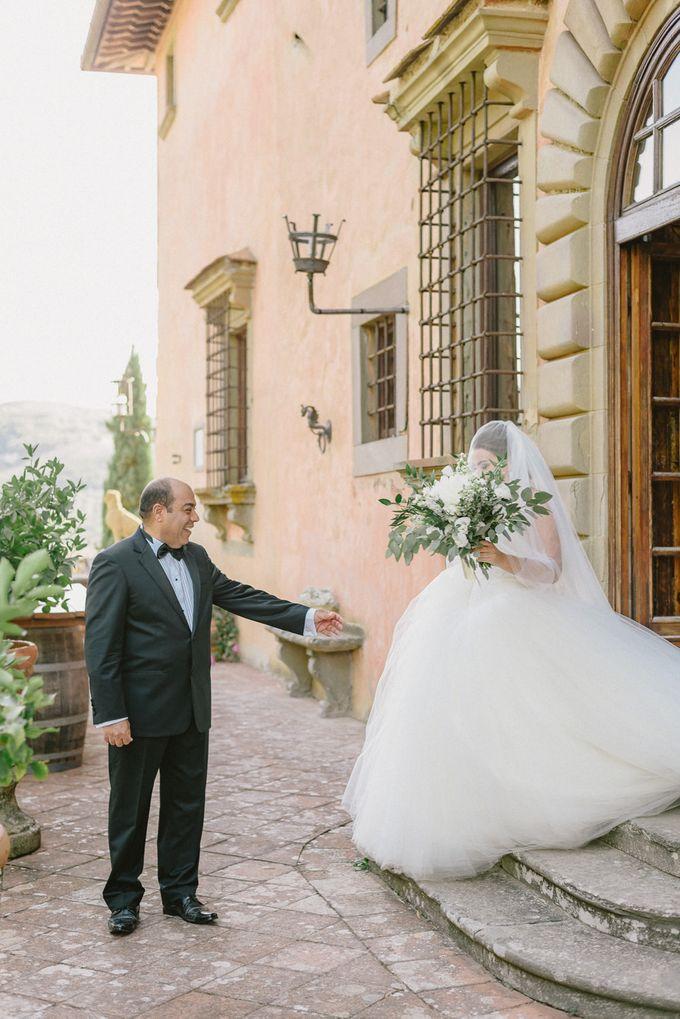 Wedding in Tuscany by Elias Kordelakos - 015