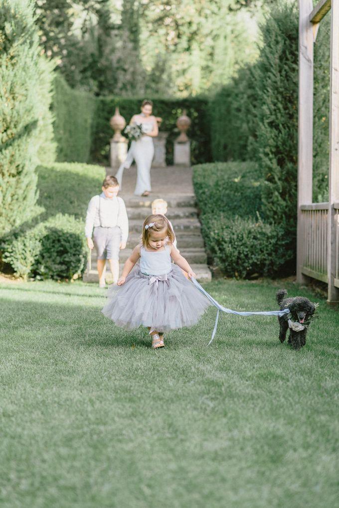 Wedding in Tuscany by Vera Wang Singapore - 016