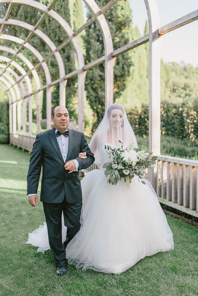 Wedding in Tuscany by Vera Wang Singapore - 018
