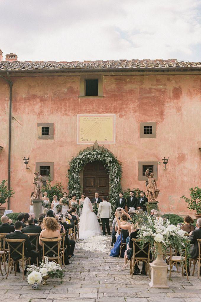Wedding in Tuscany by Elias Kordelakos - 019