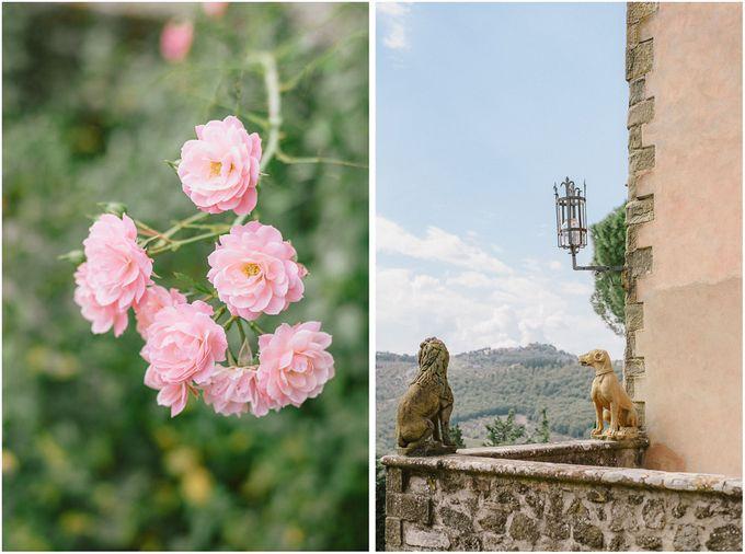 Wedding in Tuscany by Vera Wang Singapore - 002