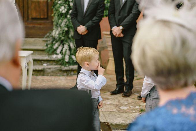 Wedding in Tuscany by Vera Wang Singapore - 021
