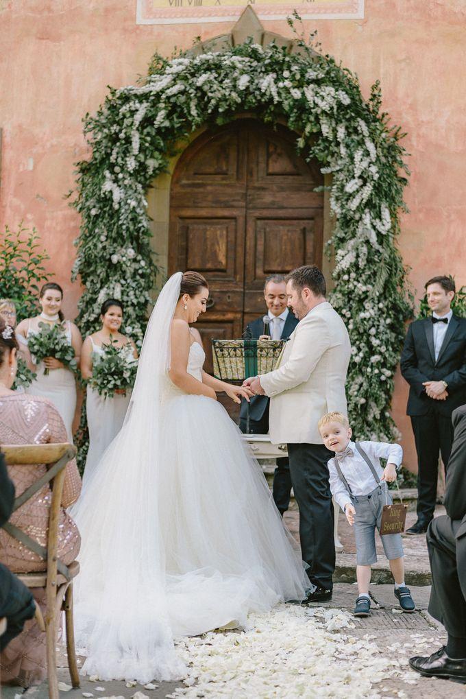 Wedding in Tuscany by Elias Kordelakos - 022