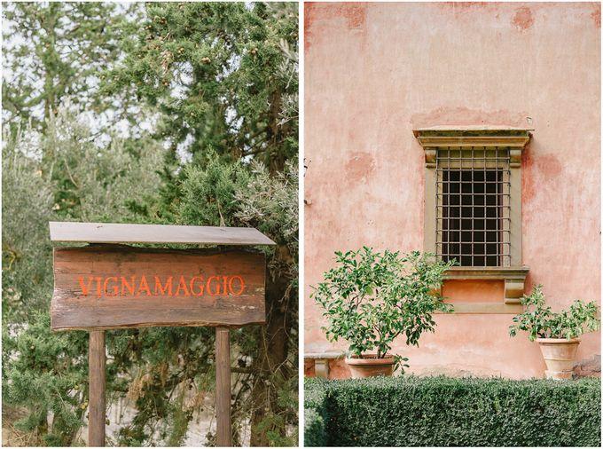 Wedding in Tuscany by Vera Wang Singapore - 003